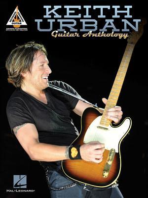 Keith Urban Guitar Anthology