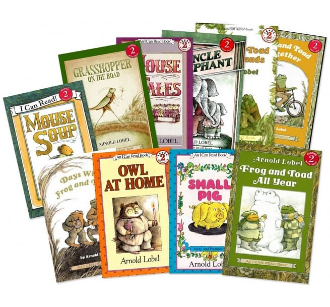 Arnold Lobel's I Can Read Box Set