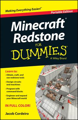 Minecraft Redstone for Dummies: Portable Edition