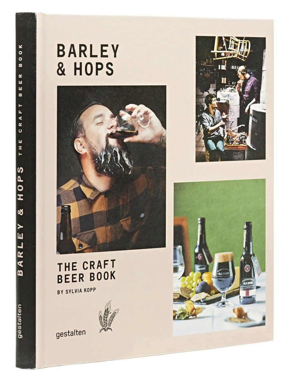 Barley   Hops: The Craft Beer Book