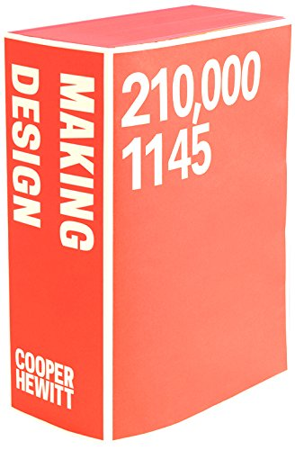 Making Design: Cooper Hewitt, Smithsonian Design Museum Collection