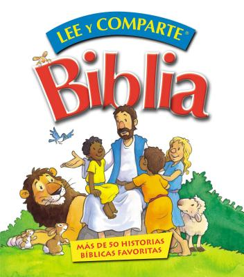 Biblia lee y comparte  Read and Share Bible: