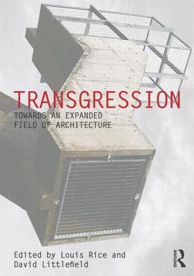 Transgression: Towards an Expanded Field of A