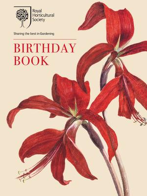 The Royal Horticultural Society Birthday Book