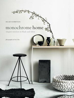 Monochrome Home: Elegant Interiors in Black a
