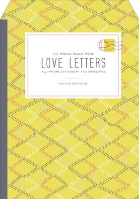 The World Needs More Love Letters Fold~and~ma