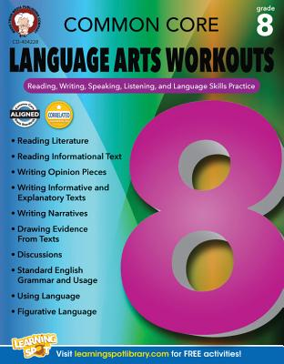 Common Core Language Arts Workouts Grade 8: R