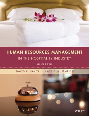 Human Resources Management in the Hospitality Industry