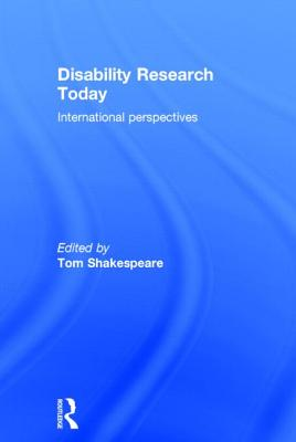 Disability Research Today: International Perspectives