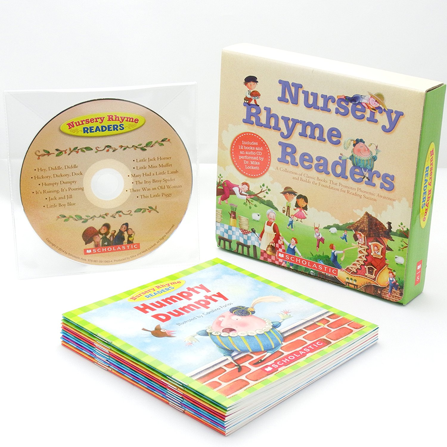 Nursery Rhyme Reader Pack