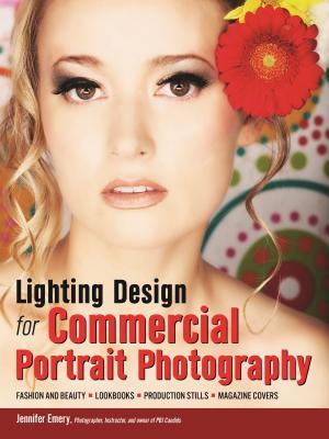 Lighting Design for Commercial Portrait Photo