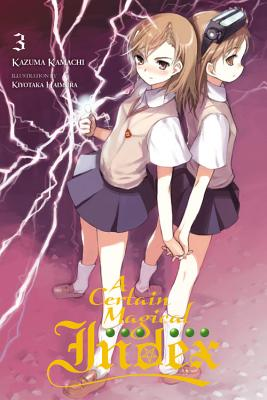 A Certain Magical Index the Novel 3