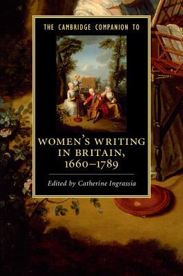 The Cambridge Companion to Women's Writing in