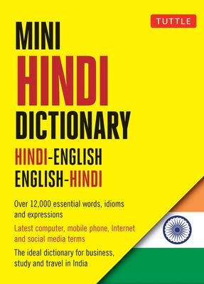 Tuttle Mini Hindi Dictionary: Hindi-English / English-Hindi