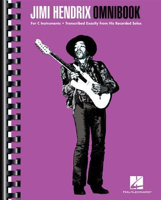Jimi Hendrix Omnibook: For C Instruments ~ Tr
