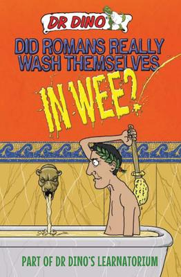Did Romans Really Wash Themselves in Wee
