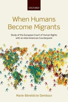 When Humans Become Migrants: Study of the Eur