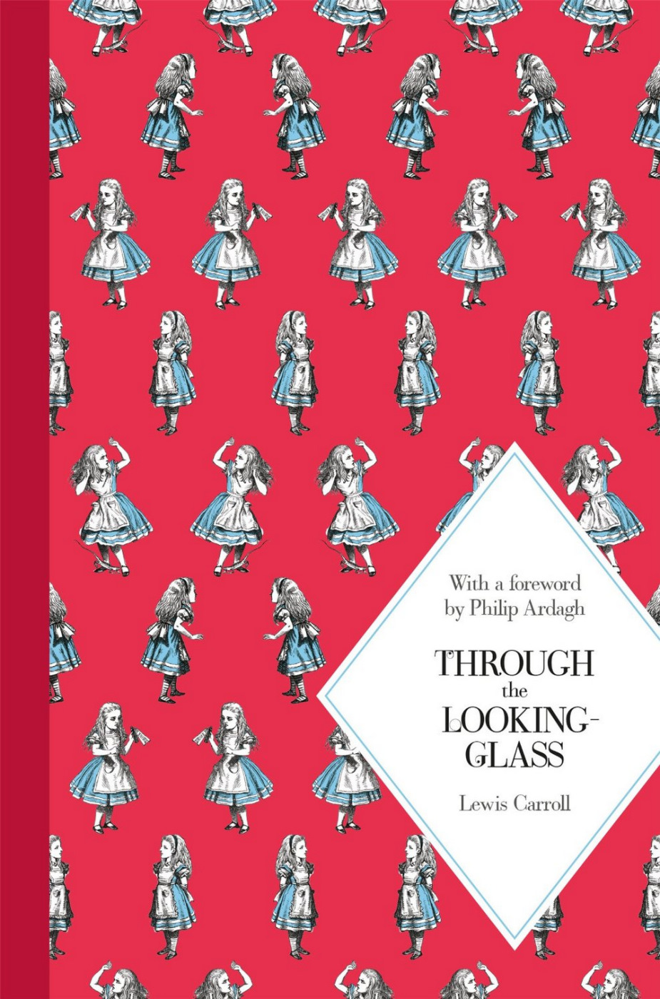 Through the Looking-Glass: Macmillan Classics Edition