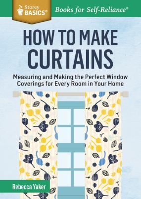How to Make Curtains: Measuring and Making th