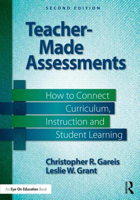 Teacher~Made Assessments: How to Connect Curr