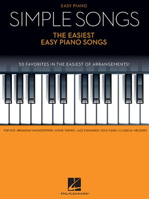 Simple Songs: The Easiest Easy Piano Songs