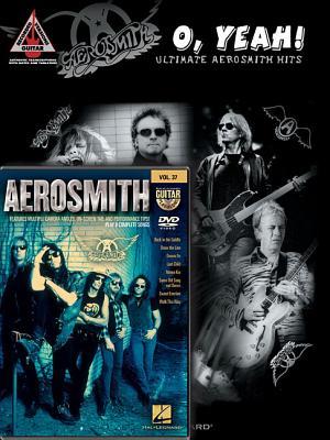 Aerosmith Guitar Pack: O Yeah^!: Ultimate Aer