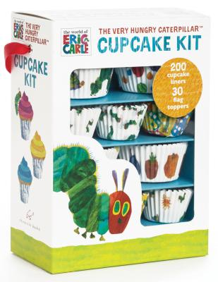 The Very Hungry Caterpillar Cupcake Kit