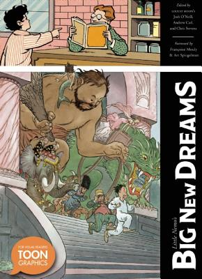 Little Nemo's Big New Dreams: A Toon Graphic
