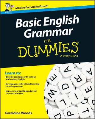 Basic English Grammar for Dummies: UK Edition