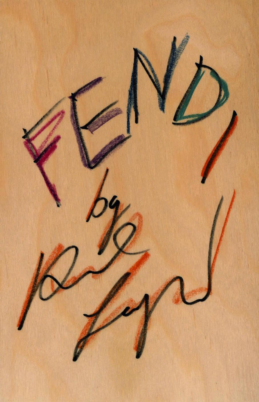 Karl Lagerfeld:Fendi 50 years