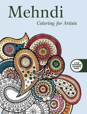 Mendhi: Coloring for Artists