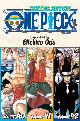One Piece: Water Seven: Omnibus Edition