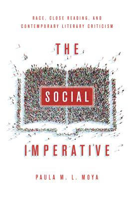 The Social Imperative: Race Close Reading and