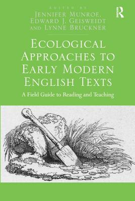 Ecological Approaches to Early Modern English