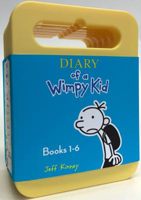 Diary of a Wimpy Kid / Rodrick Rules / the Last Straw / Dog Days / the Ugly Truth / Cabin Fever