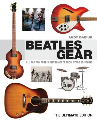Beatles Gear: All the Fab Four's Instruments