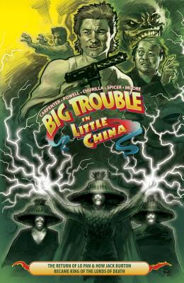 Big Trouble in Little China 2: The Return of