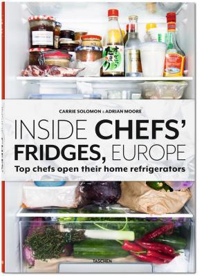 Inside Chefs' Fridges: 40 of Europe's Most In