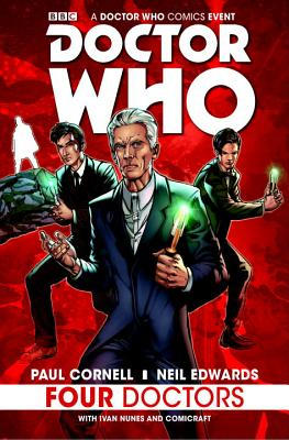Doctor Who Four Doctors 1