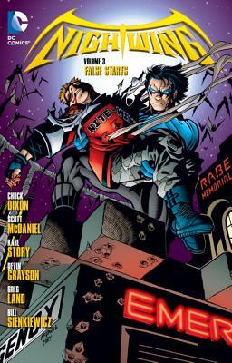 Nightwing 3: False Starts