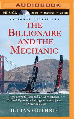 The Billionaire and the Mechanic: How Larry E