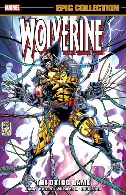 Wolverine 8: The Dying Game