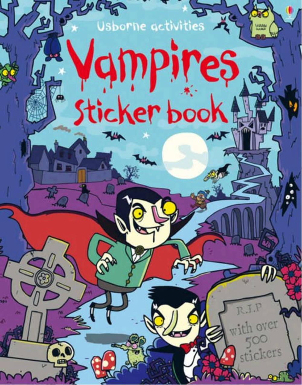 V ires Sticker Book