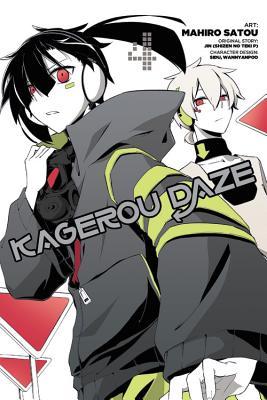 Kagerou Daze The Manga 4