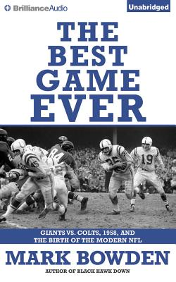 The Best Game Ever: Giants vs. Colts 1958 and