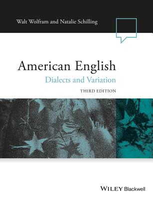 American English: Dialects and Variation