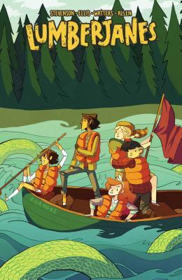 Lumberjanes 3: A Terrible Plan