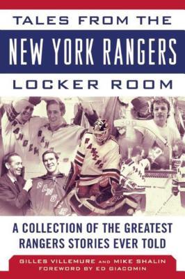 Tales from the New York Rangers Locker Room: