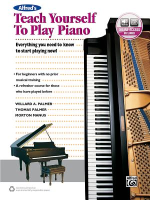 Alfred's Teach Yourself to Play Piano: Everyt