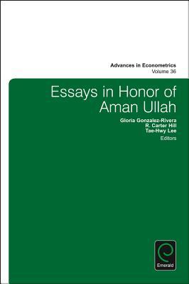 Essays in Honor of Aman Ullah